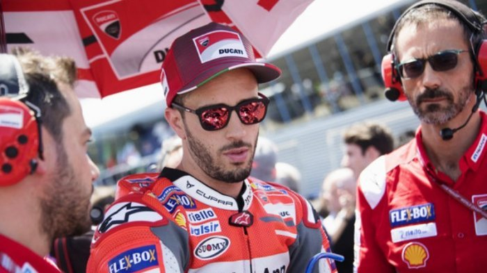 Andrea Dovizioso Ngaku Sudah Membuat Langkah yang Besar Dibanding Rival