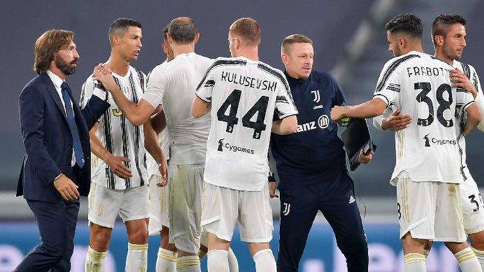 Pilihan Juventus Antara Trofi Coppa Italia atau Tiket Liga Champions, Andrea Pirlo Diuji