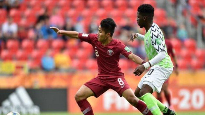 Hasil Piala Dunia U20 - Pemain Keturunan Aceh Andri Syahputra Gagal Bawa Qatar Lolos Babak 16 Besar