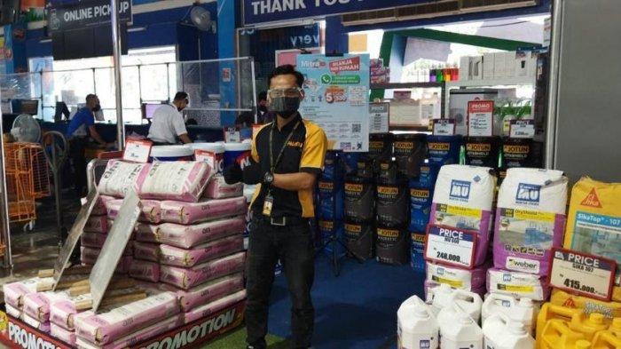 Belanja Online di Mitra10 Batam Centre, Pelanggan Dapat Potongan Harga 50 Persen