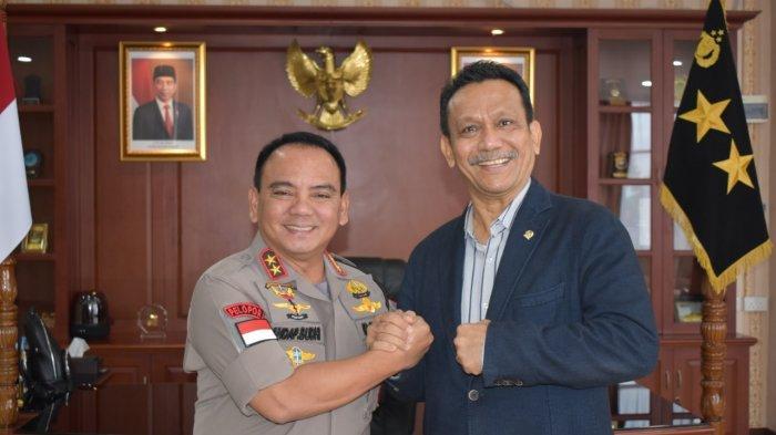 FTZ Batam, Bintan dan Karimun Bakal Disatukan, Begini Tanggapan Anggota DPD Kepri Richard Pasaribu