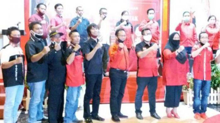 Pimpin PAC PDIP Bengkong, Udin P Sihaloho Pasang Target Menangkan Pilgub Kepri dan Pilwako Batam