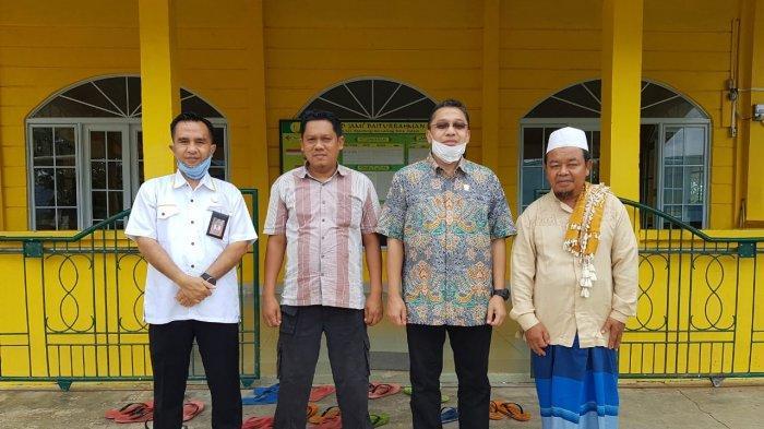 DPRD Kepri Dorong Pemda Fasilitasi Kebutuhan Air Masyarakat yang Berdekatan dengan RS Corona