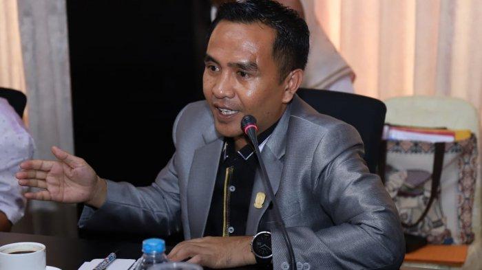 Anggota DPRD Provinsi Kepri komisi IV, Partai PKS Wahyu Wahyudin. Amd