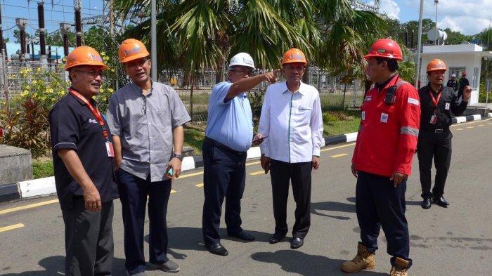 Rapat Dengar Pendapat dengan DPRD Kepri, Bright PLN Batam Jelaskan Kondisi Listrik Saat Ini