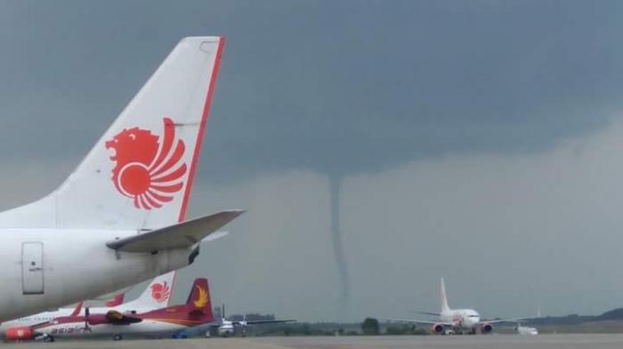 Cuaca Masih Aman buat Penerbangan Bandara Hang Nadim, Ini Penjelasan BMKG