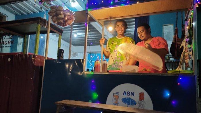 Angkringan Sudut Nongsa, Tempat Seru Kumpul Anak Muda, Usung Konsep 'BPJS'