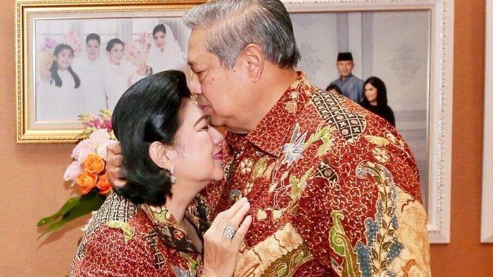SBY Buatkan Lagu Spesial Untuk Ani Yudhoyono, Dibantu Anji Manji, Ini Bocoran Liriknya