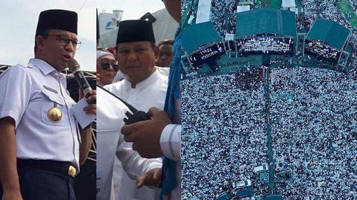 Alasan PA 212 Tak Undang Prabowo Subianto dalam Reuni Akbar, Singgung Jokowi hingga Fadli Zon