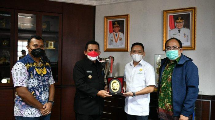 Gubernur Kepri Ansar Ahmad Terima Kunjungan HIPMI Kepri