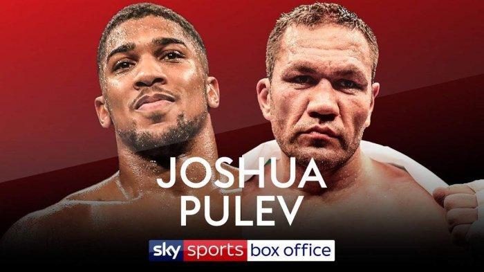 Bukan Lawan Tyson Fury, Pertarungan Anthony Joshua vs Kubrat Pulev Lebih Ditunggu Saat Ini