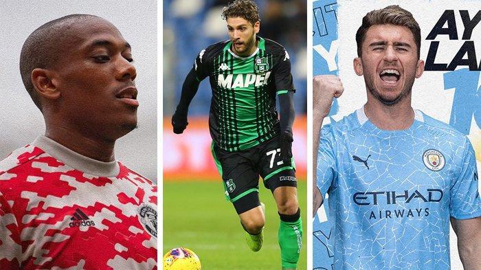 Transfer Juventus - Besok Kepastian Locatelli, Incar Aymeric Laporte, Saatnya Rayu Anthony Martial