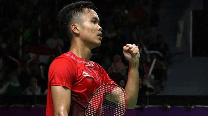 SEDANG BERLANGSUNG! Live Streaming Semifinal China Open 2018 - Anthony Ginting Lawan Chou Tien Chen