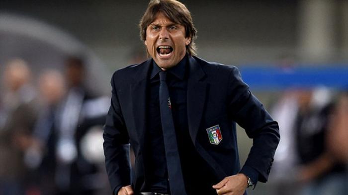 Final Piala Eropa Italia vs Inggris, Antonio Conte: Italia Berpengalaman, Inggris Banyak Tekanan