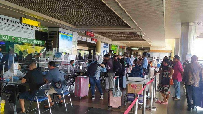 Within 2 Days, Departure Rate at Hang Nadim Airport is Higher Than Arrival Rate