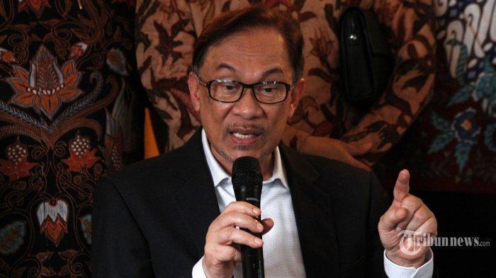 Anwar Ibrahim Sebut Ada Penghiantan Terkait Manuver Politik Mahathir Muhamad