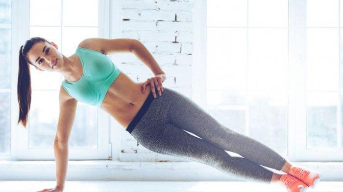 Kenali Apa Itu Plank dan Manfaatnya Bagi Tubuh, Tak Cuma Melansingkan