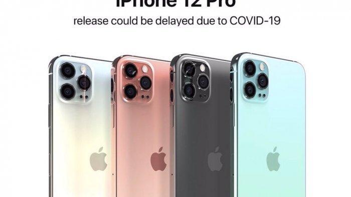 IPHONE 12 SERIES - iPhone 12 series terbaru dijual tanpa charger dan headset, mengapa?. FOTO: desain iPhone 12