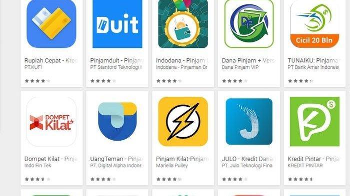 Jangan Salah Pinjam Inilah Daftar 127 Terbaru Fintech Yang Terdaftar Di Ojk Tribun Batam