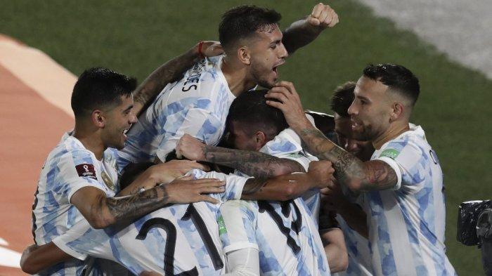 Hasil, Klasemen, Top Skor Kualifikasi Piala Dunia 2022 Setelah Brazil Imbang, Argentina Menang