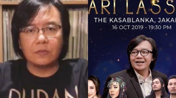 Konser Ari Lasso Gagal Digelar, Perayaan 25 Tahun Band Gigi juga Batal, Apa Sebabnya?