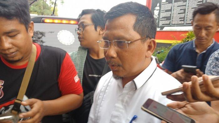 Untuk Kali Ke-2 Sekdaprov Kepri TS Arif Fadillah Diperiksa KPK di Mapolres Barelang Kota Batam