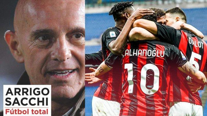 Prediksi Arrigo Sacchi 4 Besar Liga Italia Inter, Atalanta, Milan Lolos, Juve, Napoli, Lazio Rebutan