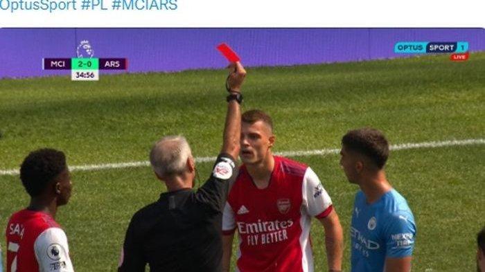 Hancur Lebur Lawan Manchester City, 3 Pemain Arsenal Ini jadi Hujatan Legenda The Gunners