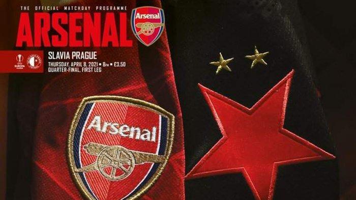 Arsenal vs Slavia Prague Kick Off 02.00 WIB, Mikel Arteta: Kompetisi Ini Peluang Terbaik Kami