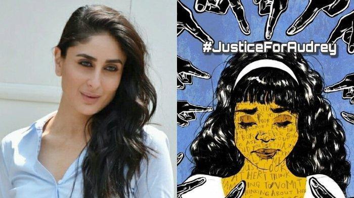 Artis Bollywood Kareena Kapoor Tanggapi Kasus Pengeroyokan AU Siswa SMP Dikeroyok: Kami Bersamamu