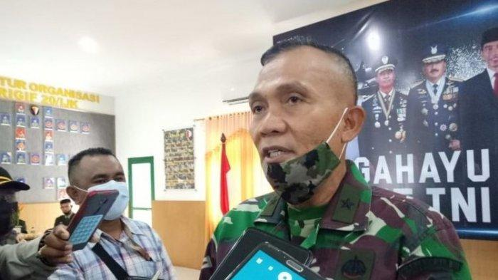 Asops Kaskobagwilhan III Brigjen TNI Suswatyo