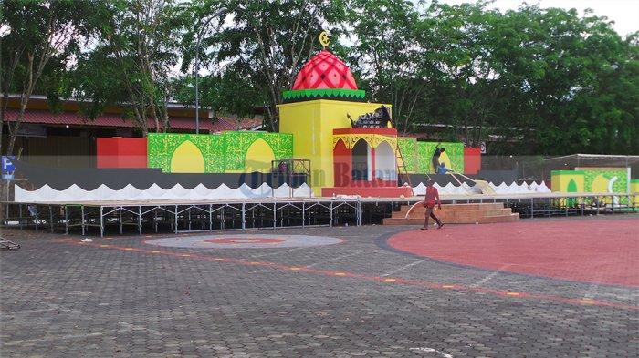 Jelang Lomba MTQ Tanjungpinang, Syahrul Minta Qori dan Qoriah Terus Berlatih
