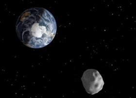 Sabtu Ini Asteroid 45 Meter Melintasi Wilayah Indonesia