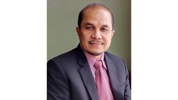 Direktur PDAM Kota Padang Panjang, Sumatera Barat, Adrial A. Bakar.