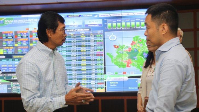 Transformasi Digital di Perusahaan Air Bersih dengan SPARTA Smart Solution