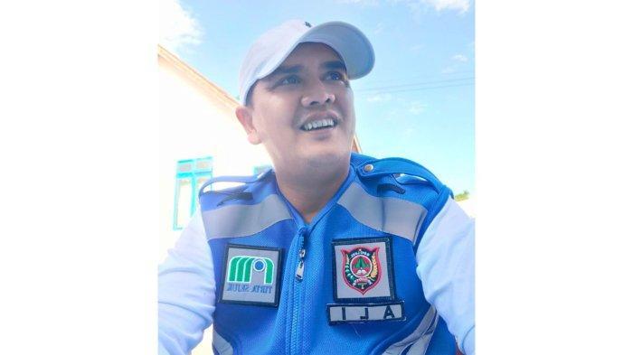 Direktur Utama PDAM Tirta Sejuk Kabupaten Gayo Lues, Aceh, Muhammad Ali