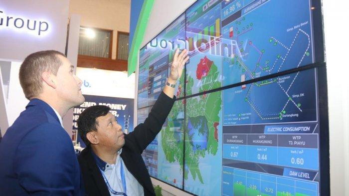 Teknologi SPARTA Smart Solution menjadi salah satu keunggulan ATB yang mengantar perusahaan menorehkan sejumlah prestasi saat mengelola air bersih kota Batam selama 25 tahun. Berkat keberhasilannya, kini ATB diincar oleh sejumlah daerah di Indonesia.