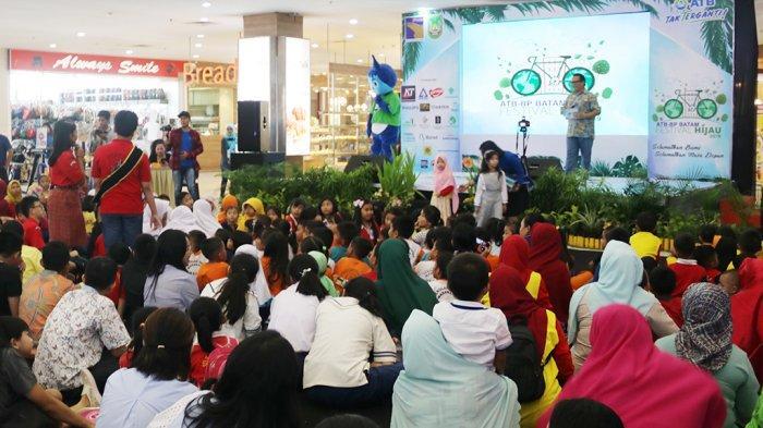 Direksi ATB Kemas Edukasi Lingkungan dan Air Lewat Mendongeng
