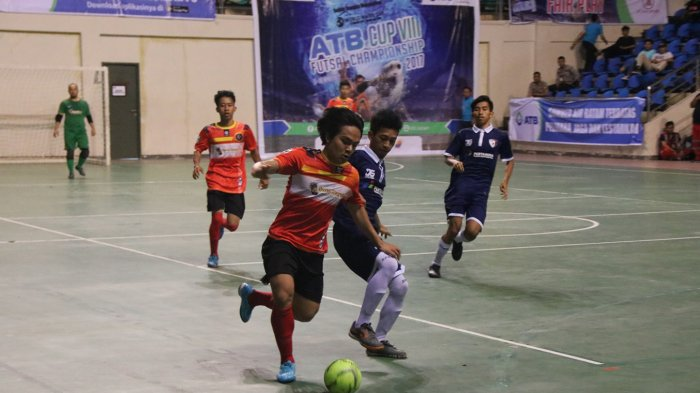 50 Tim Telah Mendaftar pada Kejuaraan ATB Cup Futsal 2018. Banyak Tim Baru Ingin Jajal Peluang