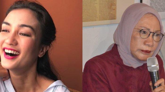Akhirnya Atiqah Hasiholan Jenguk Ratna Sarumpaet di Penjara