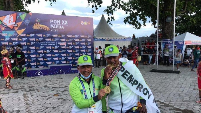 Cabor Layar Kepri Sumbang Medali Emas di PON Papua