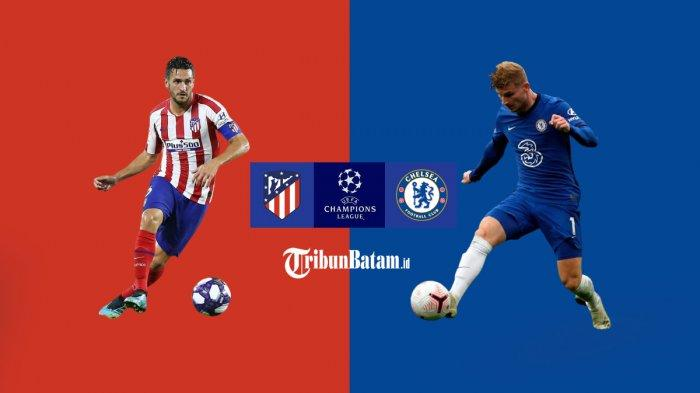 Atletico vs Chelsea, Frank Lampard: Musim Lalu Mereka Singkirkan Liverpool, Kami Harus Percaya Diri