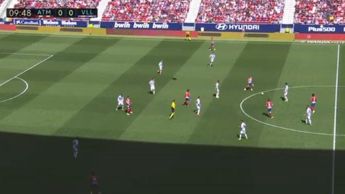 SEDANG BERLANGSUNG! Live Streaming BeIN Sport Atletico Madrid vs Real Valladolid di La Liga Spanyol