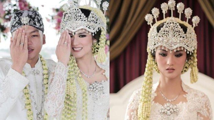 Mantan Kekasih Chef Juna Resmi Menikah, Potret Cantik Atries Angel Dibagikan ke Medsos