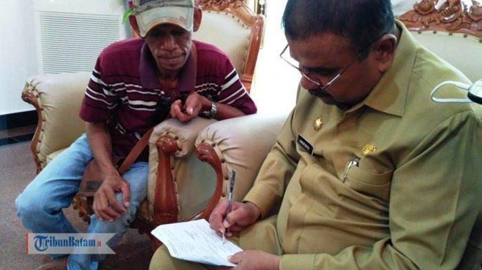 Bupati Karimun Aunur Rafiq Akan Nyoblos pada Pemilu 17 April di TPS 18, Dekat Rumah Pribadinya