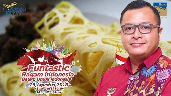 MURI Apresiasi BP Batam Lestarikan Kuliner Lokal dengan Rekor Roti Jala Terpanjang, 25 Agustus Besok