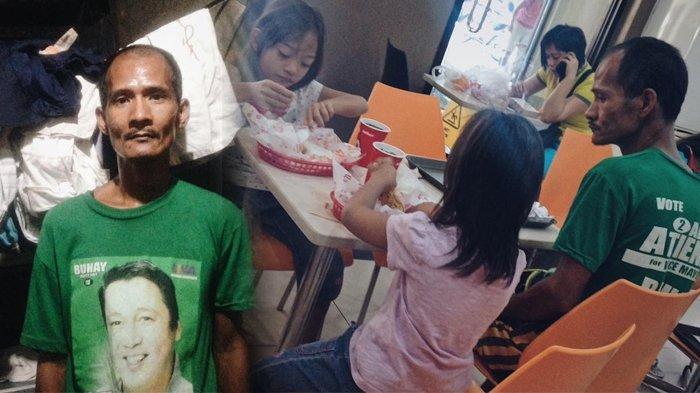 Masih Ingat Kisah Ayah yang Melihat 2 Putrinya Makan? Begini Kehidupan Mereka Sekarang!