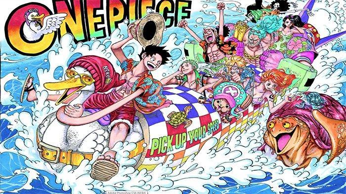 Bocoran Manga One Piece Chapter 958, Akankah Luffy Bertemu dengan Shanks?, Segera Rilis