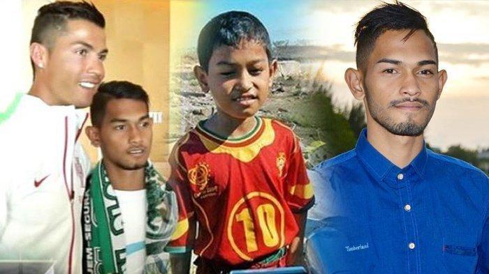 Ingat Martunis? Anak Angkat Christiano Ronaldo Korban Tsunami Aceh, Kini jadi Ayah