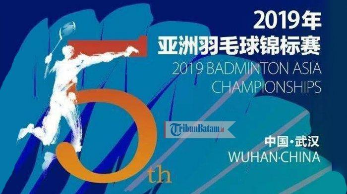SEDANG BERLANGSUNG Live Streaming Badminton Final Kejuaraan Asia 2019 Bisa Juara Marcus/Kevin?